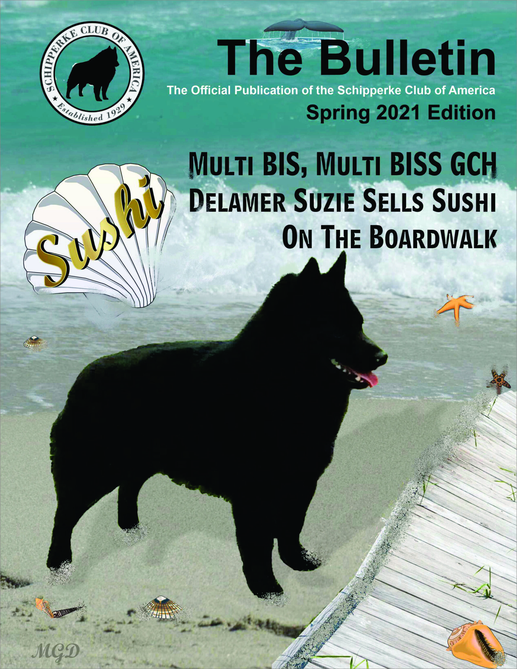 #1 The Bulletin Spring Issue 2021 FC FINAL